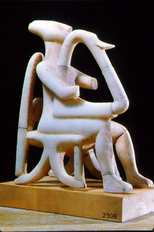 Greek Art Cycladic Art
